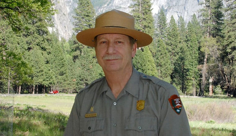 """Yosemite Superintendent Don Neubacher, is the former head of the national park and he's stepping down because he's accused of creating a """"hostile work environment."""