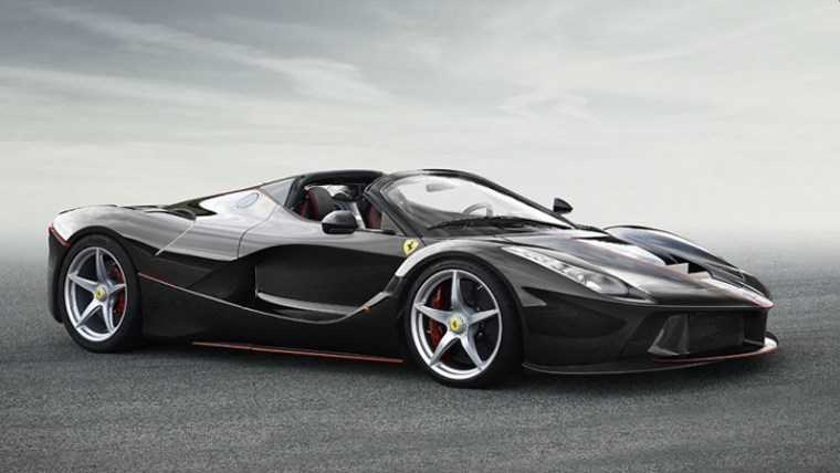 Sorry, folks. The $2.2 million LaFerrari Aperta is already sold out.
