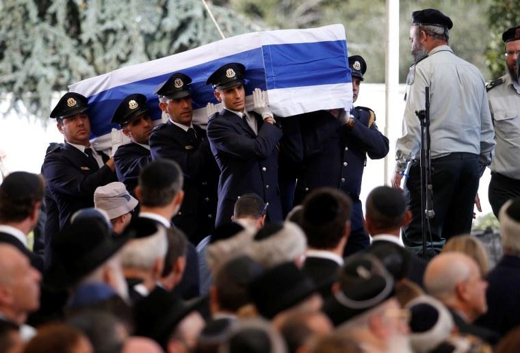 Image: Shimon Peres