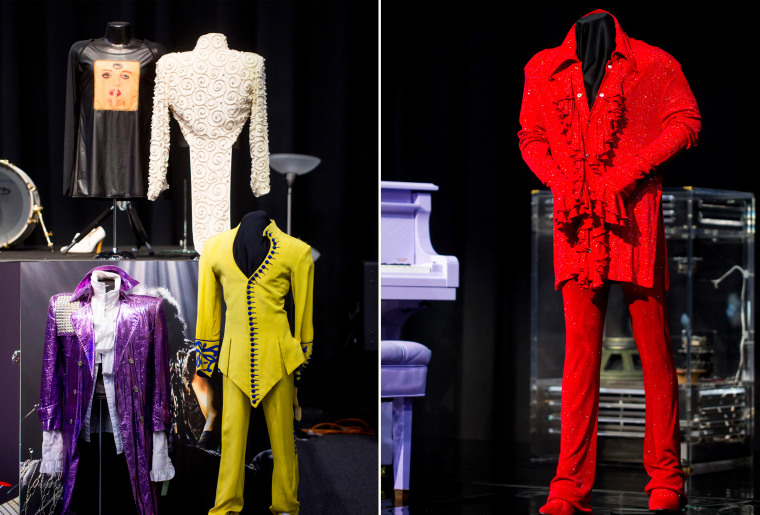 Prince's Outfits