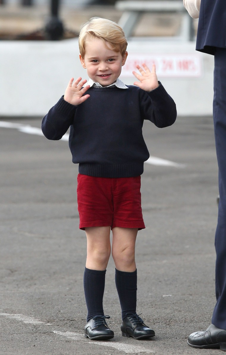 Prince George to go to Thomas's Battersea School
