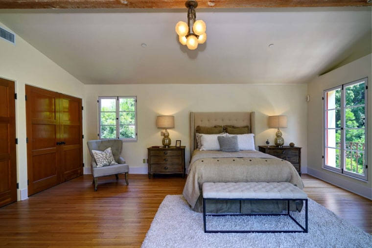 Mandy Moore's home