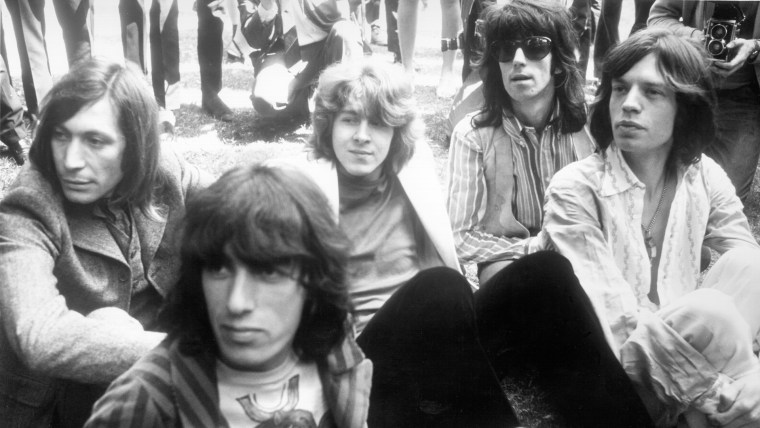 Image: FILE: Rolling Stones Announce Summer Concert At Hyde Park