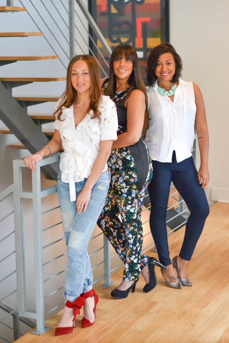 Jessica B. Reddick, Yondi Morris-Andrews, and Keli L. Knight run the KMR Law Group.