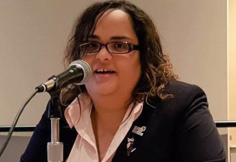Victoria Rodriguez-Roldan is the justice project director for the National LGBTQ Task Force's Trans/Gender Non-Conforming Justice Project.