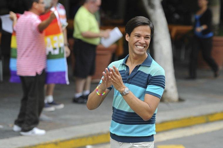 Gay Pride Parade in Puerto Rico