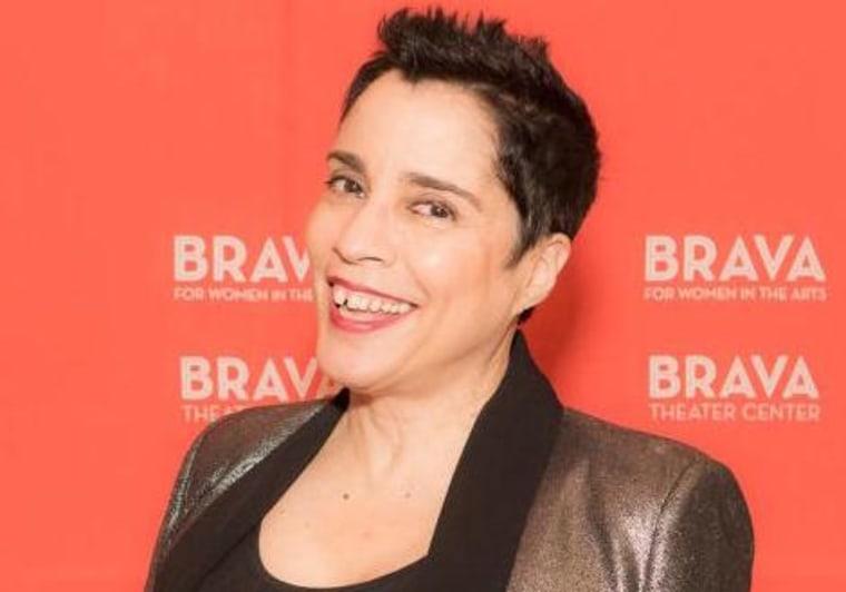 Comedian Marga Gomez