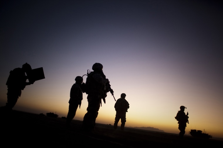 Image:US Soldiers in Kandahar