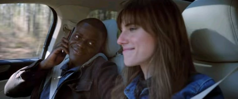 """Daniel Kaluuya and Allison Williams star in """"Get Out"""""""