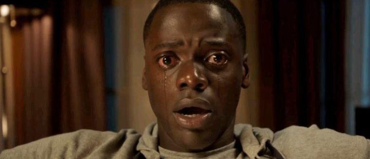 "Daniel Kaluuya stars in ""Get Out"""