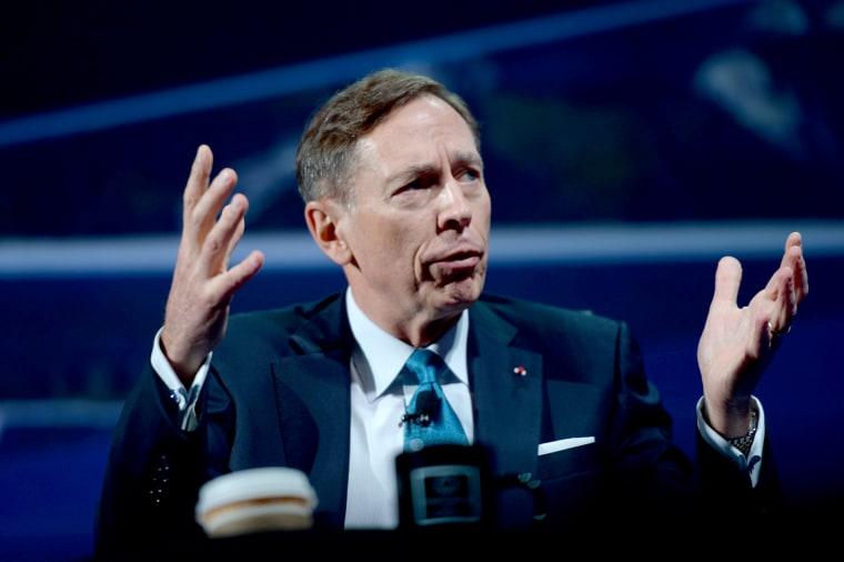 Image: David H. Petraeus