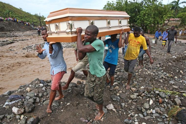 Image: Haiti, Hurricane Matthew