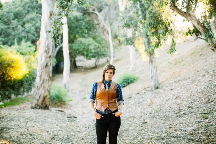 """Comedian Cameron Esposito is featured in Grace Bonney's """"In the Company of Women"""""""