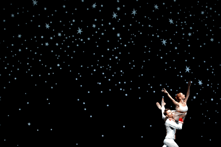 Image: Rehearsals for The Nutcracker in Berlin