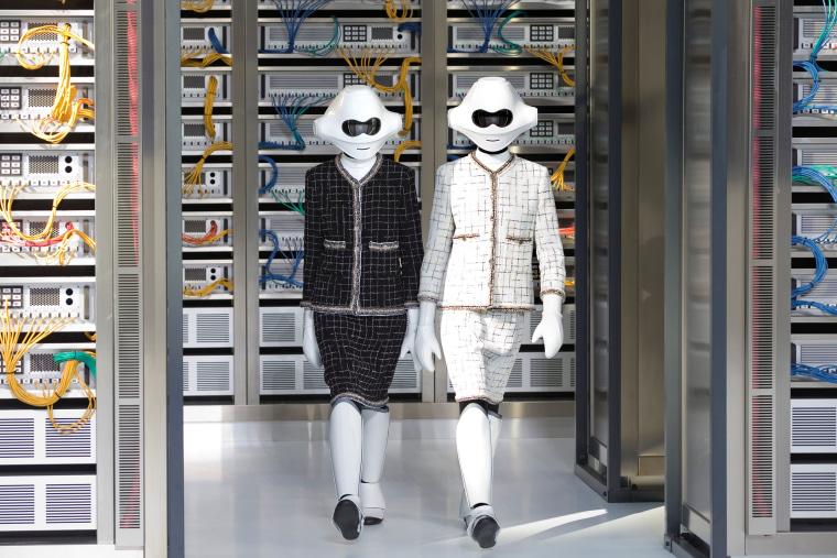 Image: Fashion Week in Paris