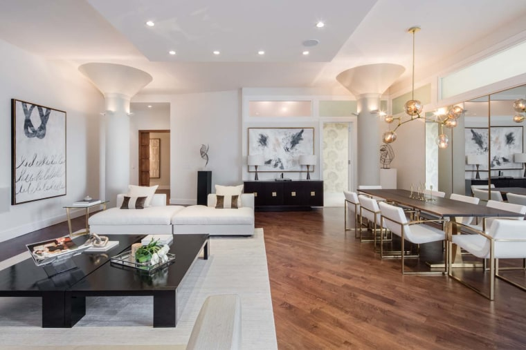 Bethenny Frankel's apartment