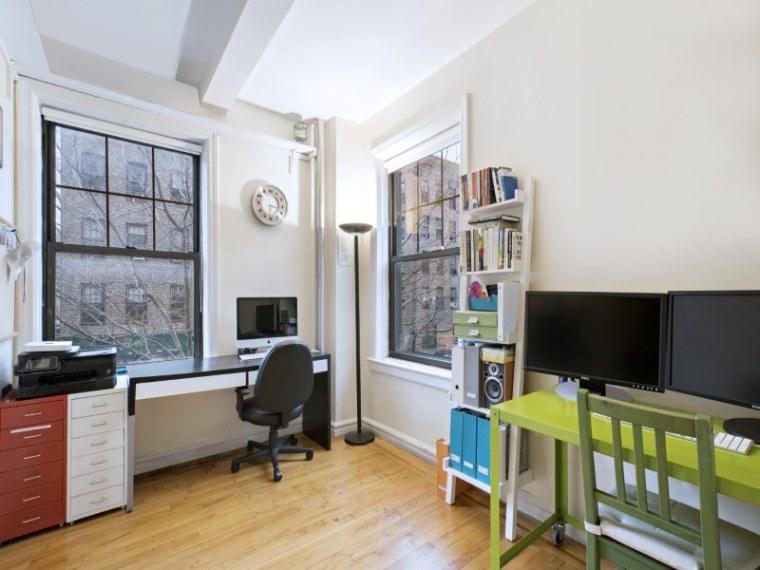 Cynthia Nixon's New York City apartment