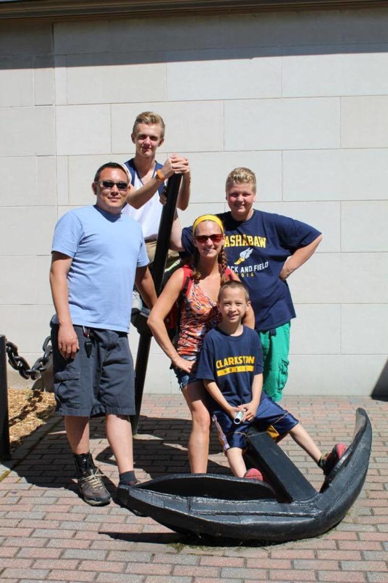 The Brandon Family