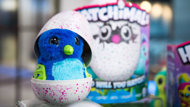 These interactive magical creatures need curiosity, care and nurturing to hatch from their shells.