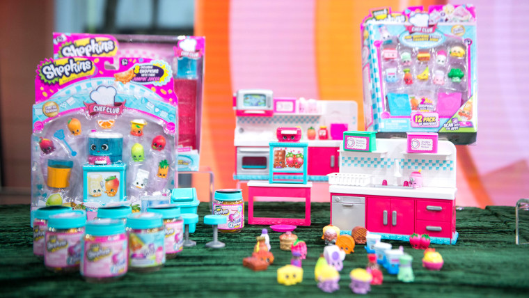 The best-selling toy from last year is back with new play sets and ways to interact with the characters.