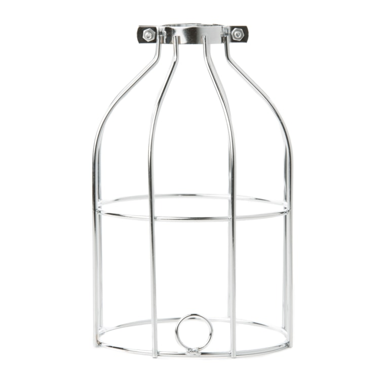 Industrial Light Bulb Cage