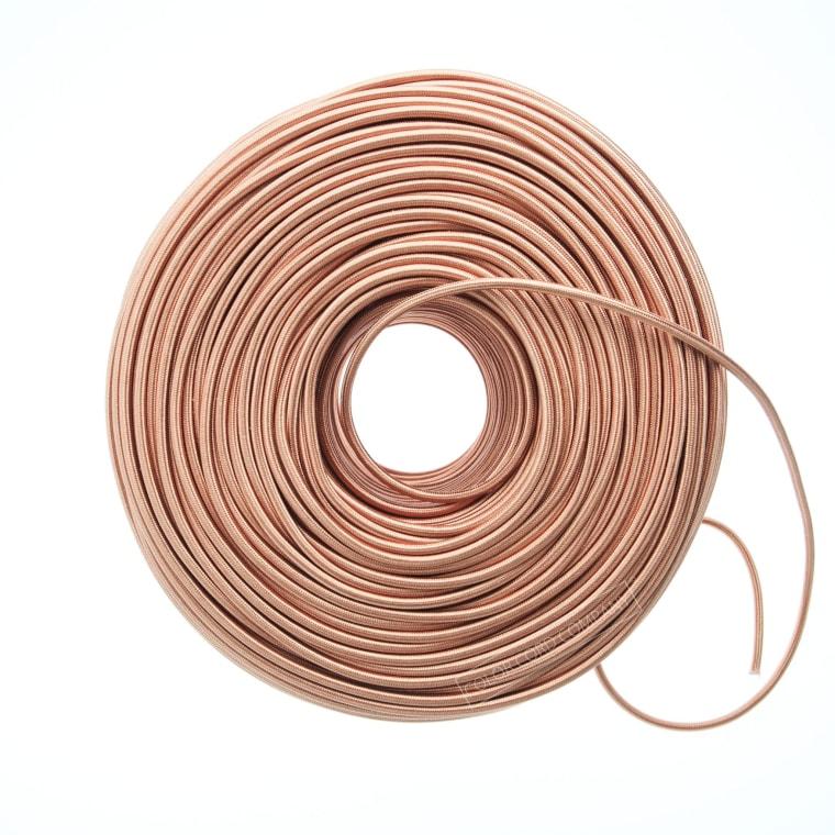Copper fabric wire