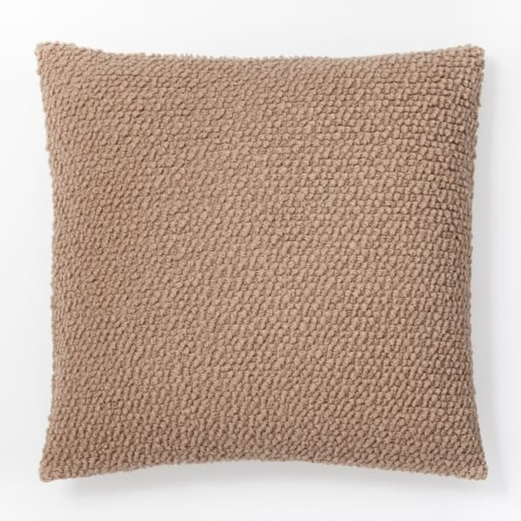 Boucle Pillow Cover