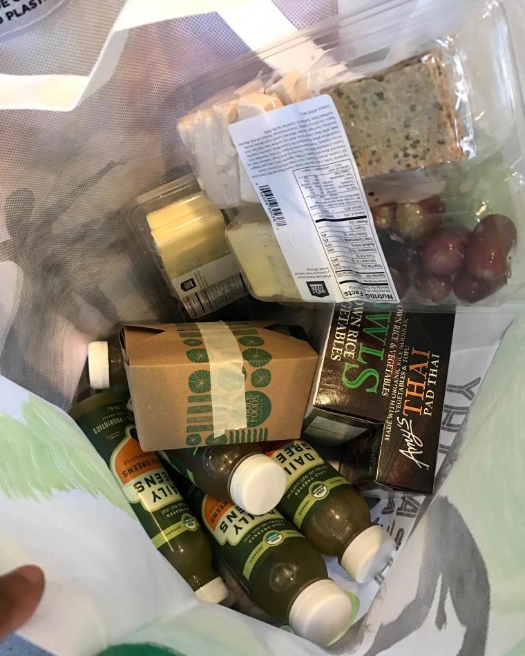 Phoebe Robinson's breakfast: Daily Greens juice