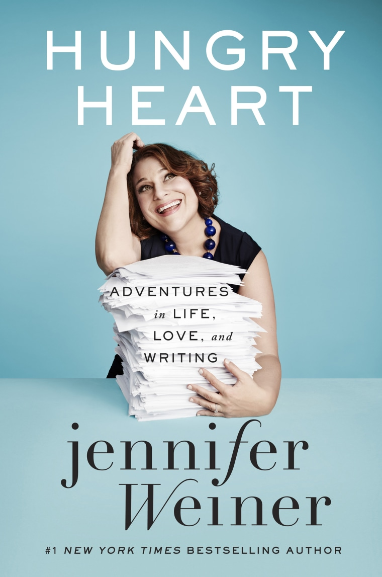 "Jennifer Weiner's new book ""Hungry Heart"""