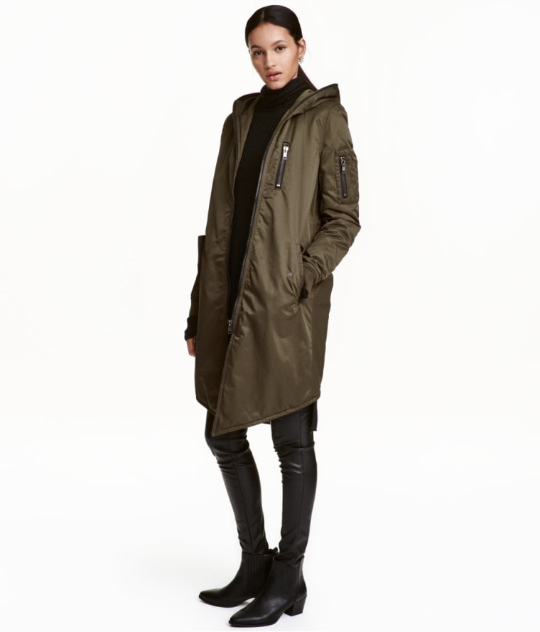 Fall coats under $100: Wool, toggle, shearling, quilted ...