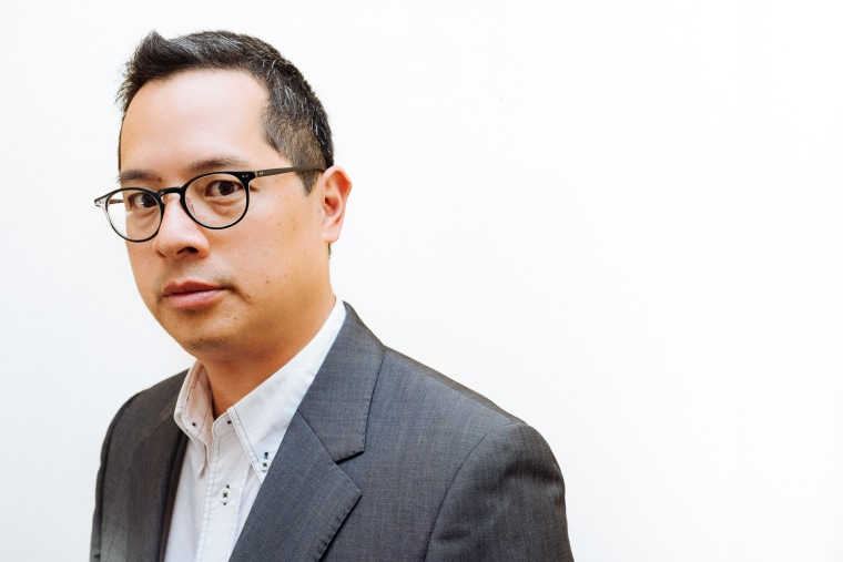 "Jeff Chang, the author of ""We Gon' Be Alright"" and ""Can't Stop Won't Stop."""