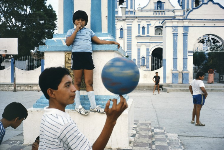 Image: Tehuantepec, Oaxaca, 1985
