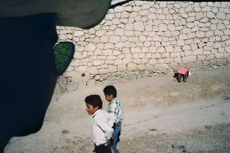Image: Norogachi, Chihuahua, 1995