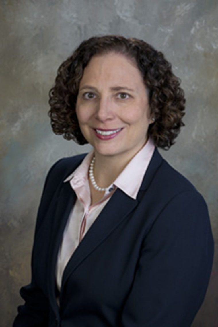 Pennsylvania Deputy Secretary Marian Schneider