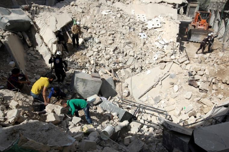 Aleppo Siege: Kerry Warns Russia Bombing Will Trigger 'Revenge'