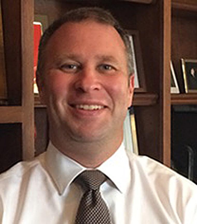 Ohio Republican Party chairman Matt Borges