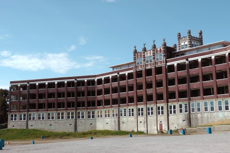 The Waverly Hills Sanatorium