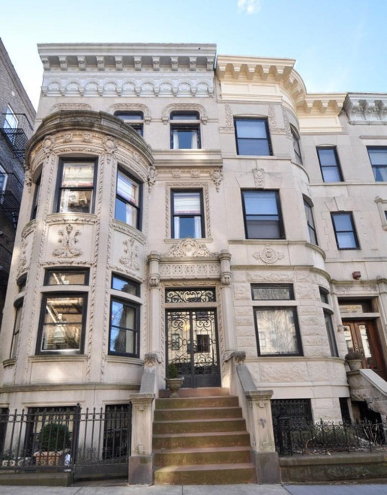 Emily Blunt and John Krasinki's new Park Slope apartment