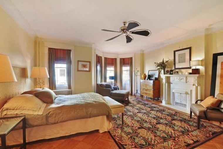 Emily Blunt and John Krasinki's Park Slope apartment