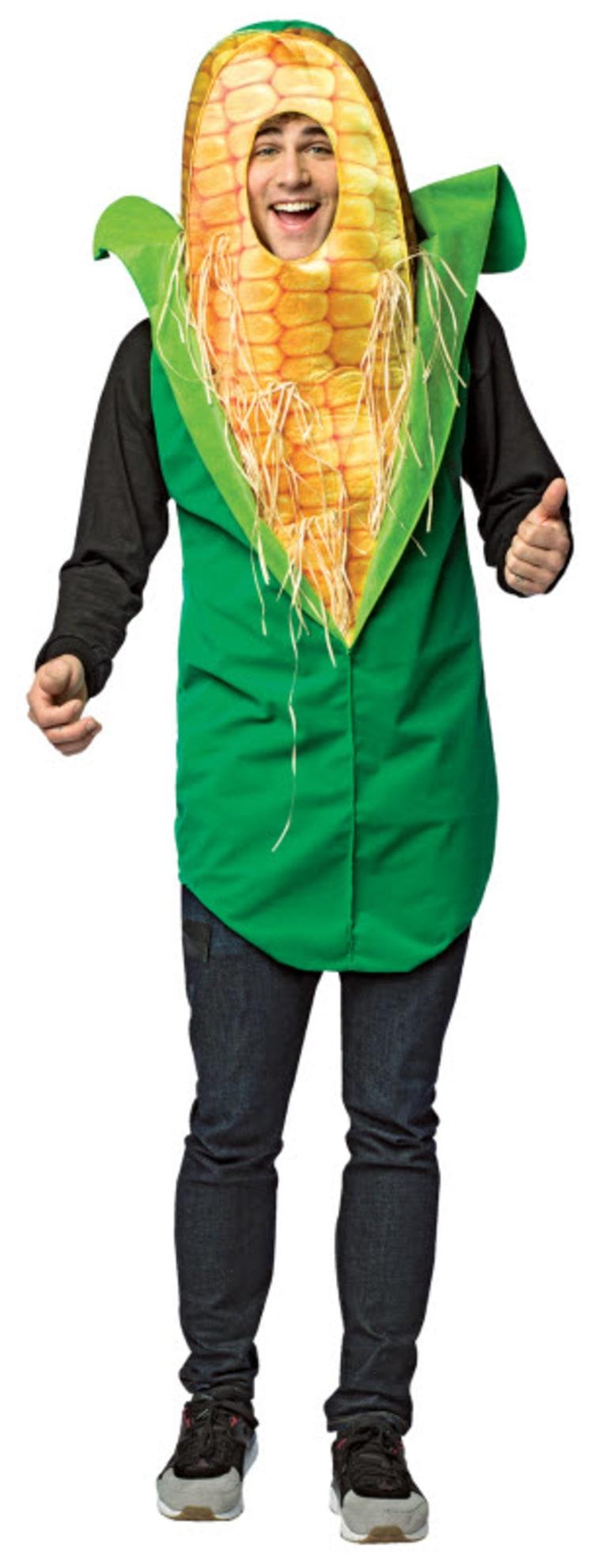 Cornhusk Halloween Costume