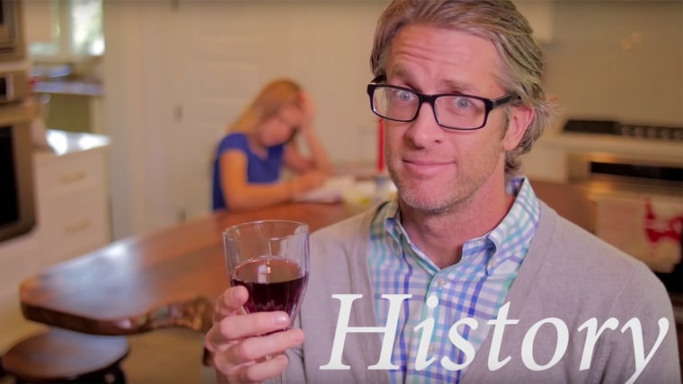 Pairing Wine with Homework | The Holderness Family
