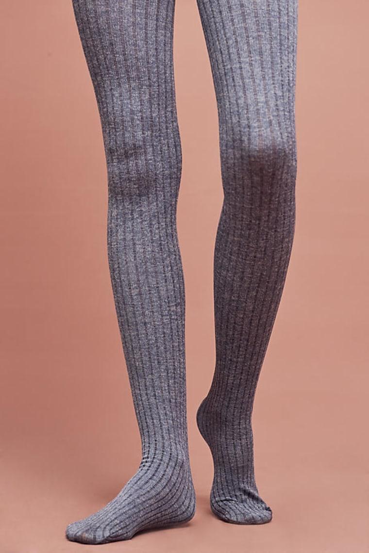 Ribber tights