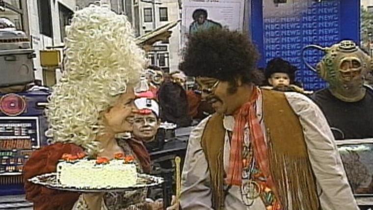 'The Honeymooners,' Marie Antoinette, Jimi Hendrix