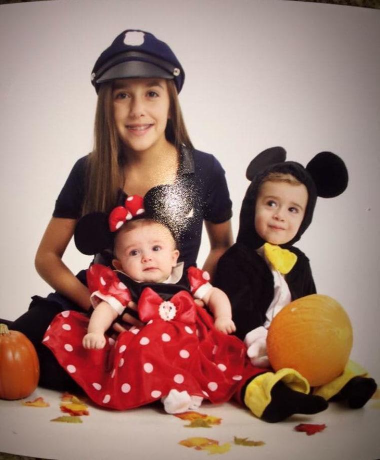 Mickey, Minnie, Cop Halloween Costumes