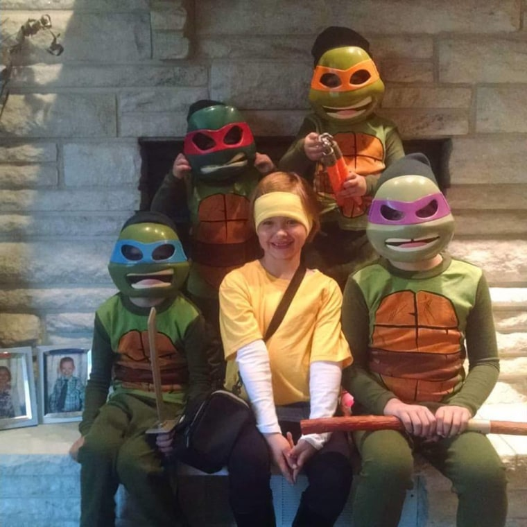 Teenage Mutant Ninja Turtles Halloween