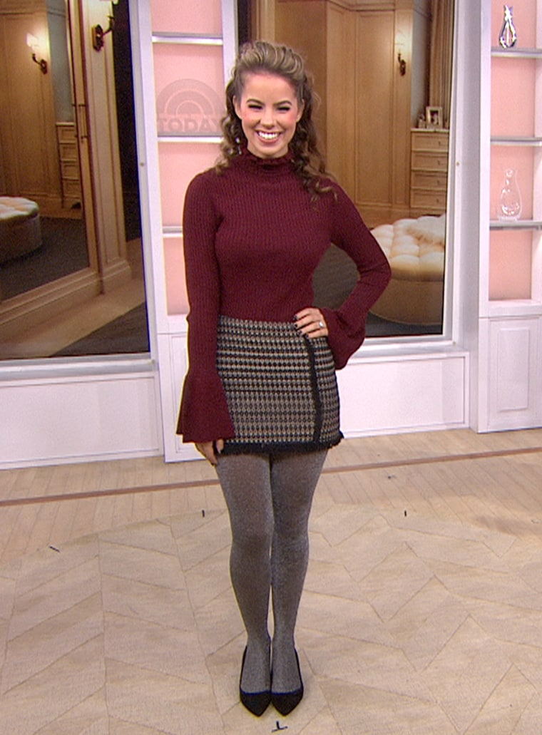 Luxe for Less: Trendy tights that look good and feel great!