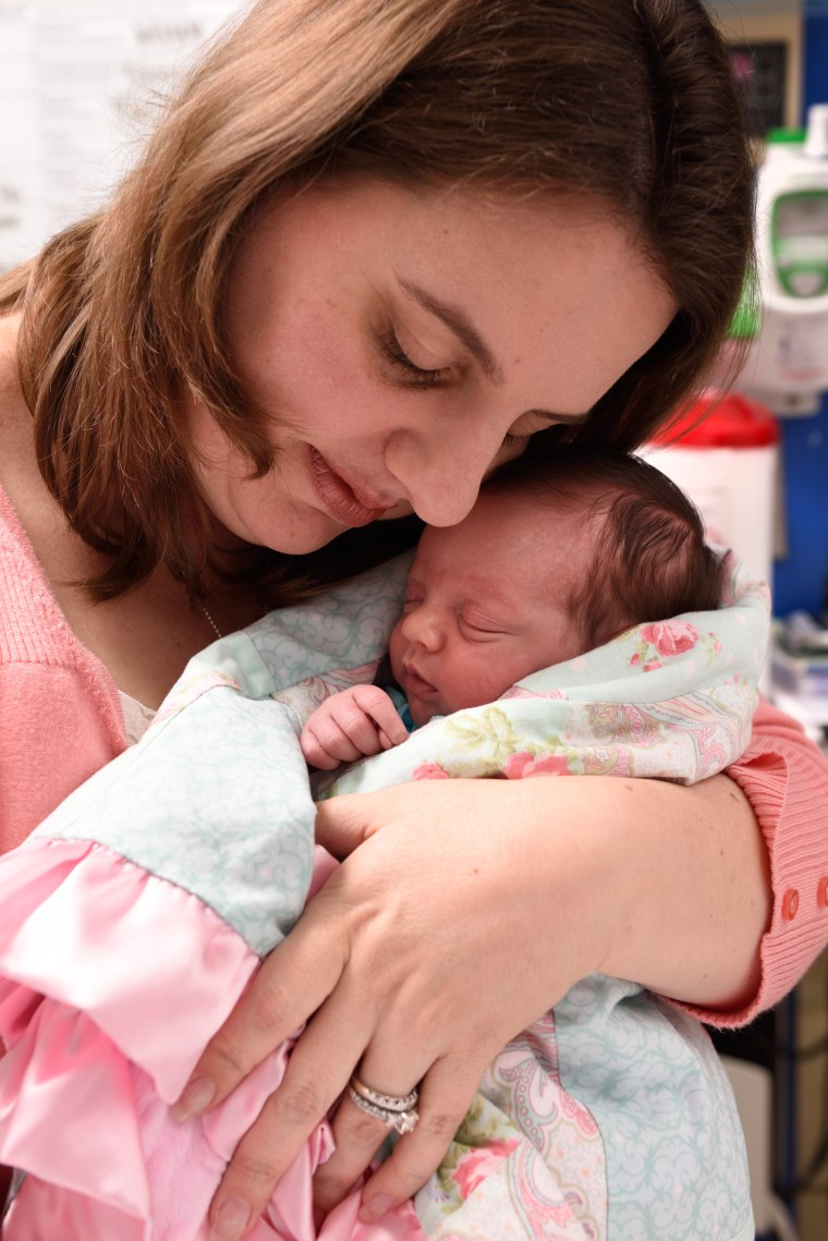 baby fetal surgery