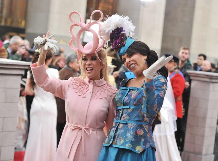 """Image: NBC's \""""Today\"""" 2011 Halloween Celebration"""
