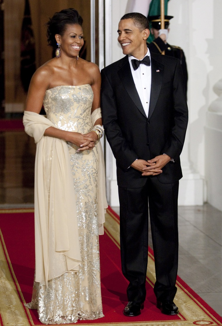 Image: State Dinner at the White House