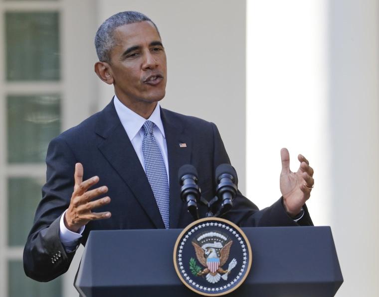 Image: Barack Obama, Matteo Renzi